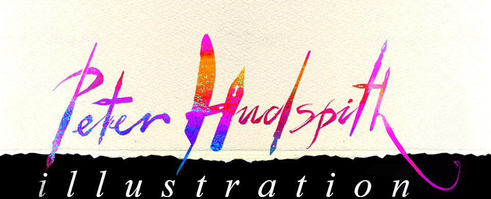Peter Hudspith illustrator