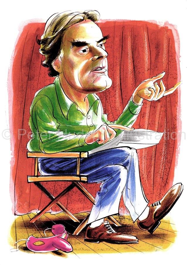 Editorial – Peter Hudspith illustrator